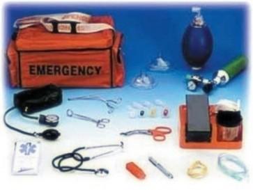 Emergency Bag - Complete