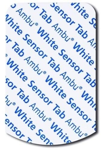 BS400 White Sensor Tab Electrodes x1000
