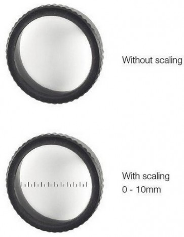 Contact Plate With Scaling 0-10mm