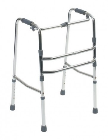 Reciprocal Walking Frame - Folding & Height Adjustable