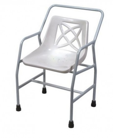 Heavy Duty Shower Chair  (upto 160 kg)