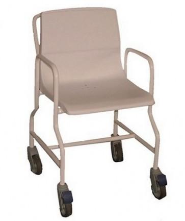 Shower Chair Mobile upto 190kg /30st