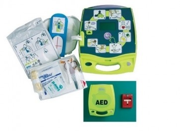 Zoll AED Pro Defib with ECG Display and Manual Override