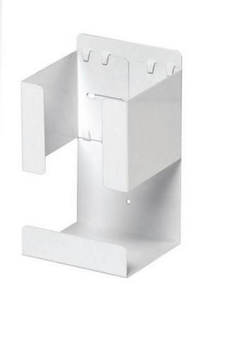 Glove Box Holder single  - Adjustable w120 d110 h180mm
