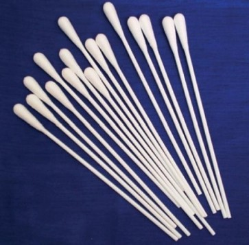 8'' Cotton Tipped Applicators (x50)