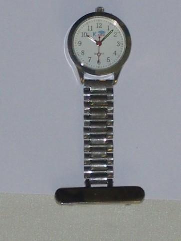 Nurse's Fob Watch - S/Steel