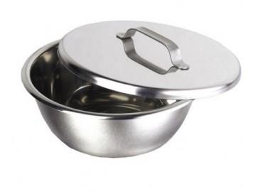 Lotion Bowl S/Steel 150mm - 0.75L
