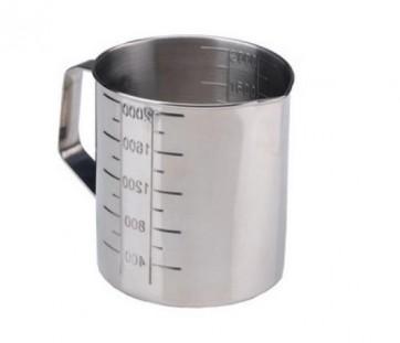 Measuring Jug S/Steel - Graduated 1000ml