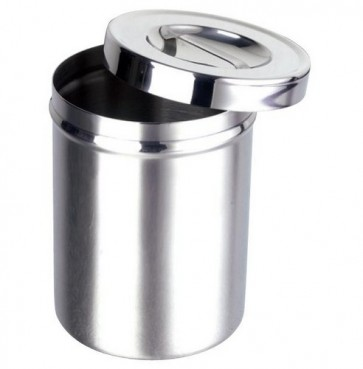Dressing Container S/Steel 127 x 127mm
