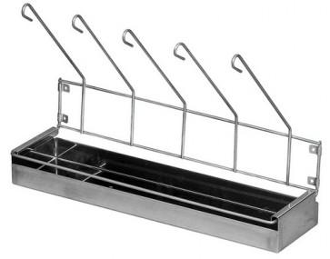 Urinal Drainage Rack - Nylon Coated