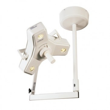 Luxo Outpatient II Luminaire with Ceiling Mounting