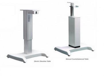 Manual Counterbalance Table Center Leg