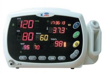 K-Med Vital Signs Monitor - NIBP/Temperature