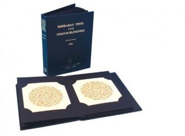 Ishihara 38 Plates Concise (8 Plates for Illiterates)