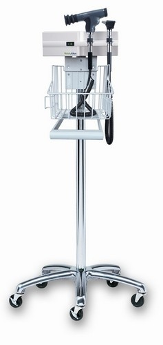 WA 767 Rolling Mobile Stand for Wall Systems