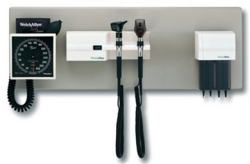 WA 767 Integrated Prestige PanOptic Wall Set (w/ BP and Speculae Holder)