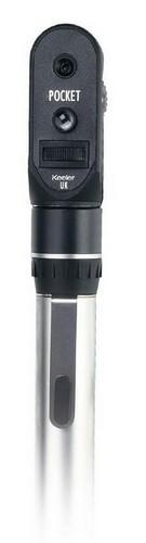Keeler 2.8v Pocket Ophthalmoscope (1102-P-1041)