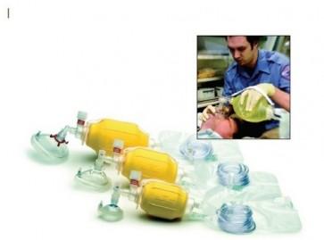 The Bag II Disposable Resuscitator w/ Mask - Adult