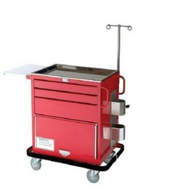 Bristol Maid Resuscitation/ Emergency Trolley WT200