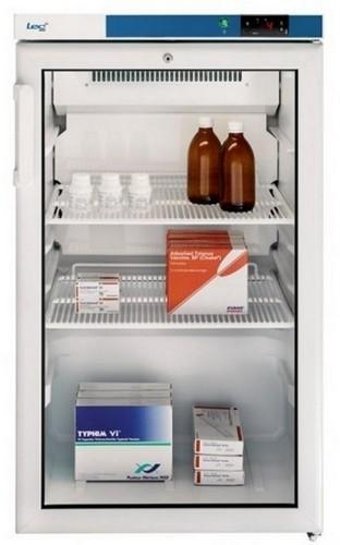 PG507 Refrigerator - 153 Litre w/ Glass Door