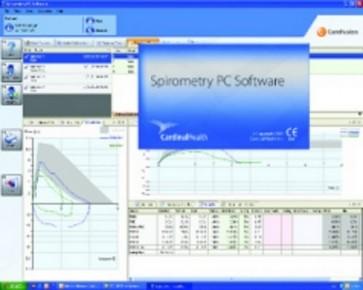 Spirometry PC Software