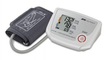 A&D UA767 Upper Arm Digital BP Monitor