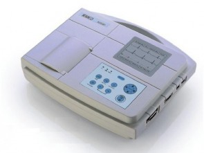 K-Med 1 Channel ECG Machine with Display