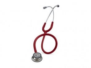 3M Littmann Classic III Stethoscope, Burgundy, 5627