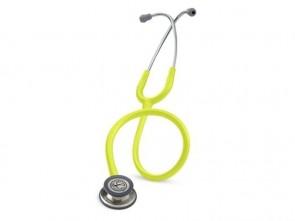 3M Littmann Classic III Stethoscope, Lemon-Lime, 5839