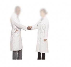 Doctors Coat - Male Size 40 (100 or 104 cm)