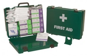 First Aid Kit HSE up to 10 Persons