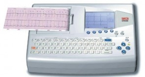 Seca CT8000i ECG Machine