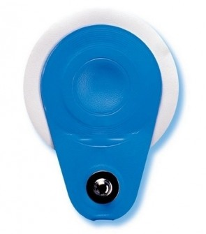 Q-00-S Electrodes ECG Blue Sensor Adult (x25)