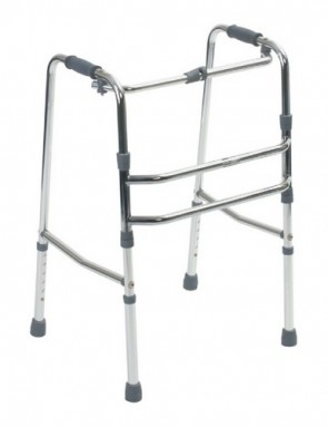 Reciprocal Walking Frame - Folding & Height Adjustable