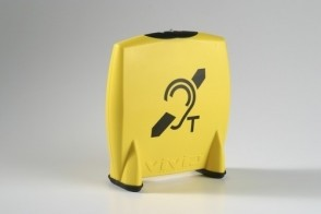 Portable Hearing Induction Loop - Yellow