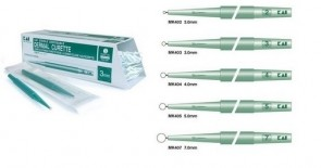 Curette 7.0mm Sterile Disposable x 20