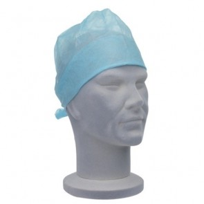 Operating Caps  - Blue  (x100)