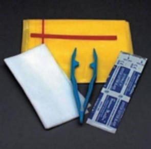 Suture Removal Pack - Sterile - single pack