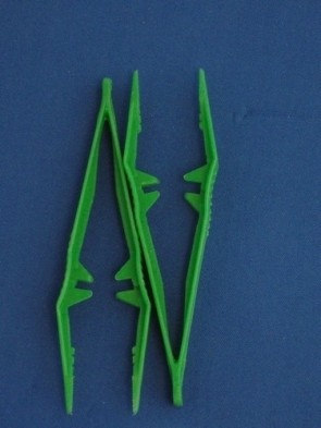 Griprite Forceps  -  Green  x 100