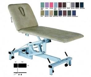 Model 502 - 2 Section Plinth (Electric) - Specify Colour