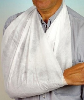 Triangular Bandage Non-Woven