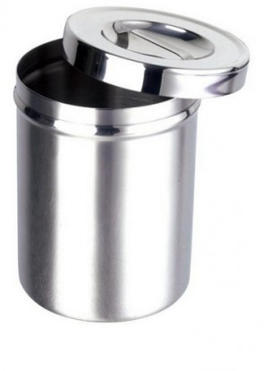 Dressing Container S/Steel 102 x 132mm