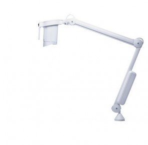 Luxo LHH 10 Examination Lamp with Table Clamp
