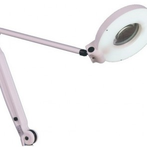 Optica 288 Illuminated  Magnifying Lamp - desk model