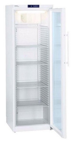 Liebherr 360 Litre Vaccine Fridge 600(W) x 615(D) x 1840(H) w/ Glass Door