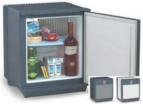 Mini Bar DS600 Fridge - White