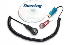 Shoreline USB Data Logger and Software