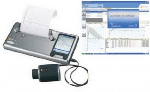 MicroLab Spirometer w/ Spirometry PC Software