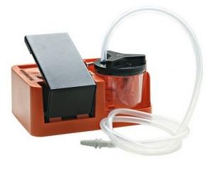 Res-Q-Vac Manual Foot Suction Pump