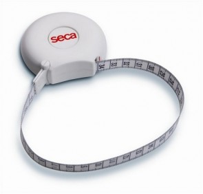 Seca 201 Circumference Tape - White Springback (x 10)